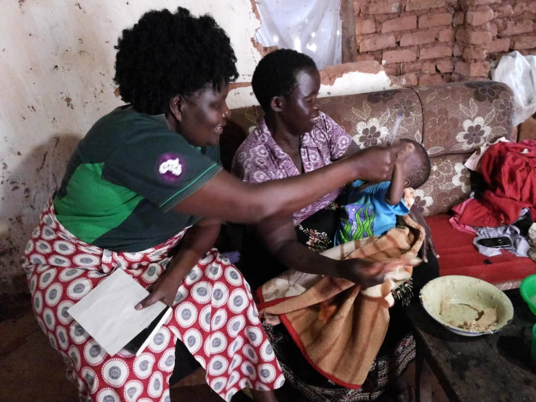 Supporting Shadreck - the challenges of providing palliative care to a child in Malawi