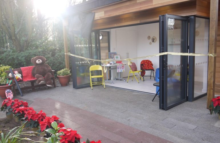 Hospice opens space for children and young people
