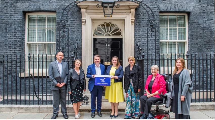 Campaign by UK's Together for Short Lives results in boost in funding for children's hospices