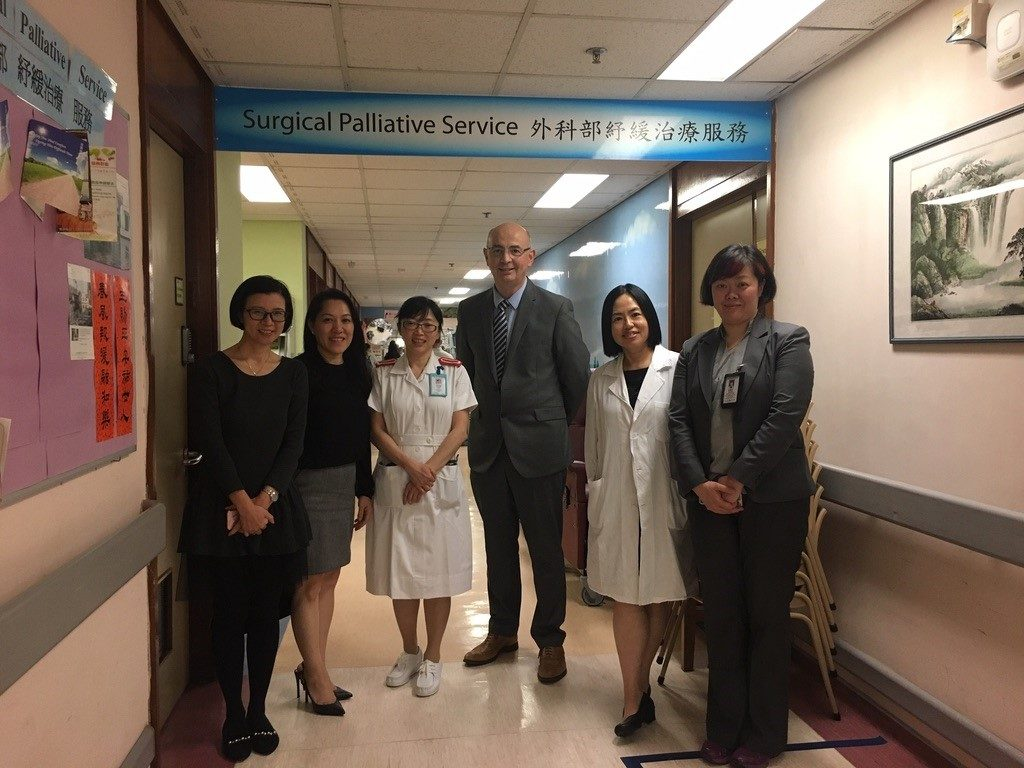 Innovation and culture transforming palliative care in Hong Kong