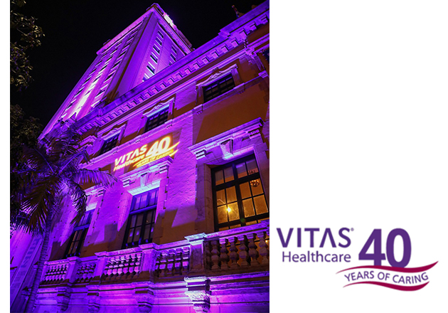 VITAS Healthcare Celebrates 40th Anniversary