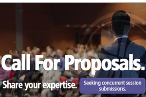 call for proposals