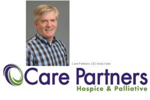 Care Partners CEO Andy Kyler.