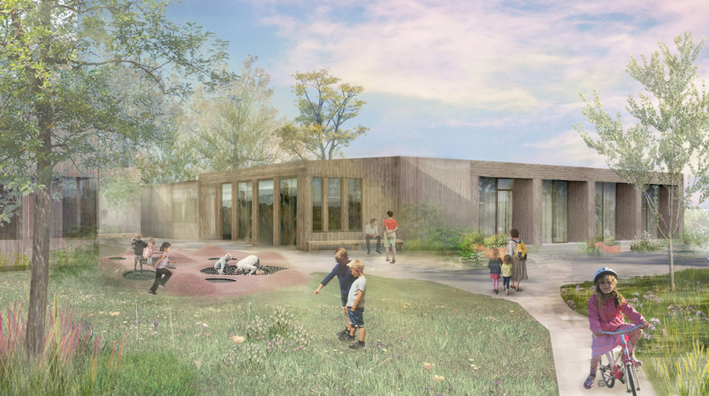 Norway prepares to build its first children's hospice and centre of excellence