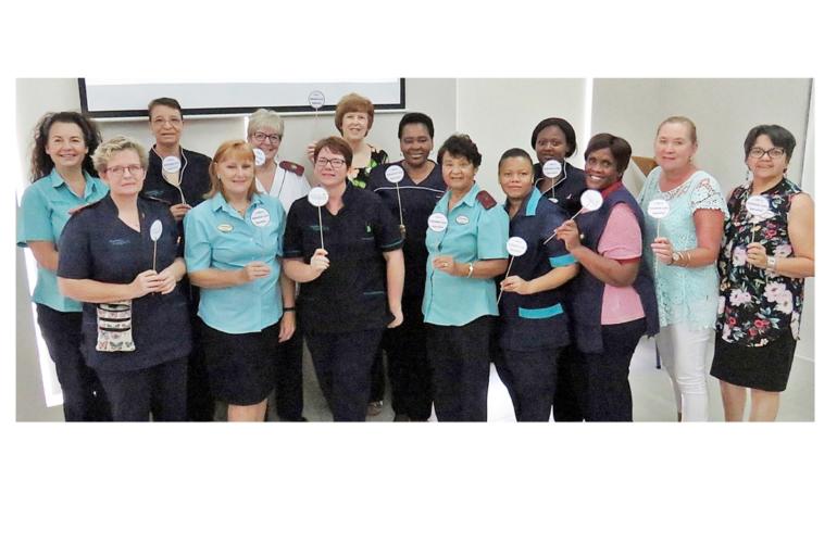 Palliative care specialists
