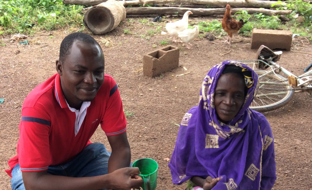 Working together for pain relief in Burkina Faso