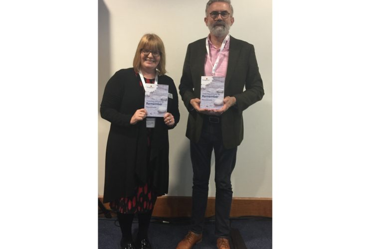 Booklet aims to help people remember loved ones