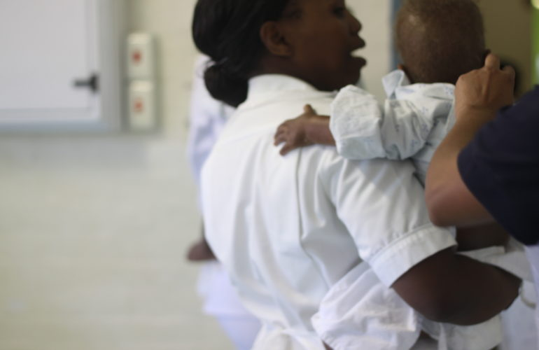 Lack of policy implementation in South Africa leaves children to suffer and die in pain