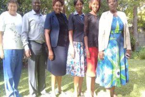 Island Hospice Bulawayo team