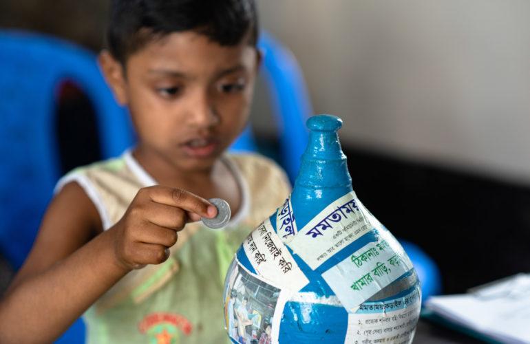 Community raises funds for palliative care in Korail slum, Bangladesh