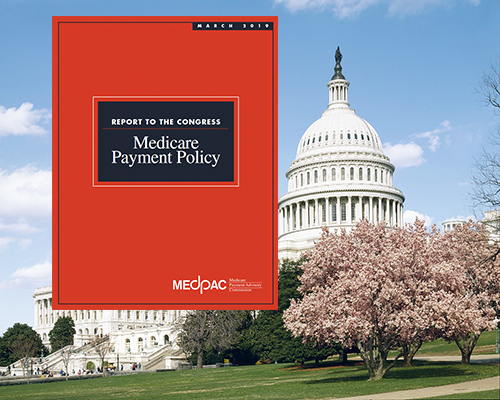 MedPAC March 2019 Report to the Congress Released