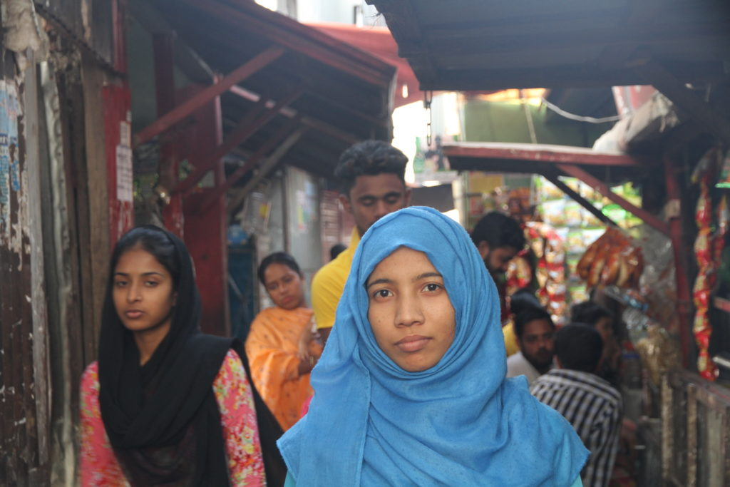 Meet the young women providing community palliative care in Bangladesh – Shoma Akter