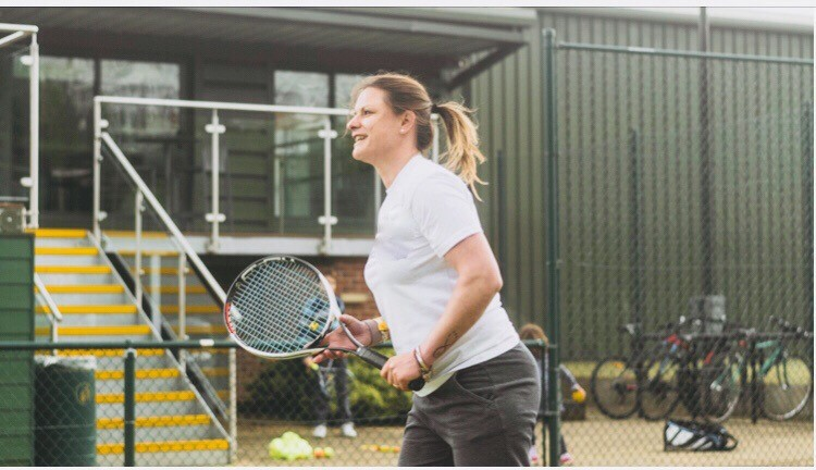 Tennis pro to break world record in 24-hour fundraiser for hospice