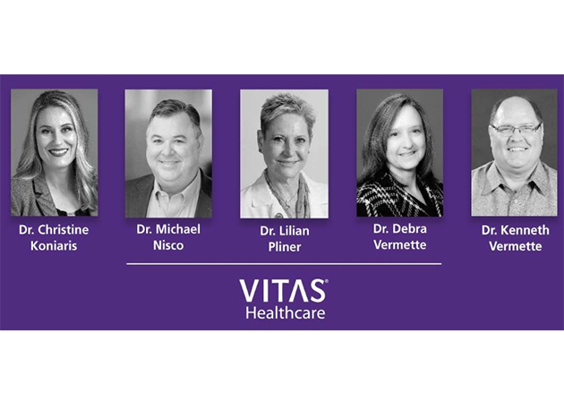 5 VITAS Healthcare Physicians Earn Fellow Status from AAHPM - ehospice