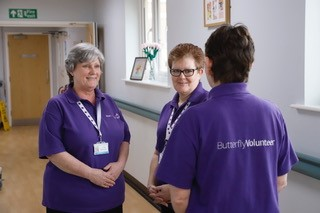 Volunteer scheme is ensuring patients don't die alone