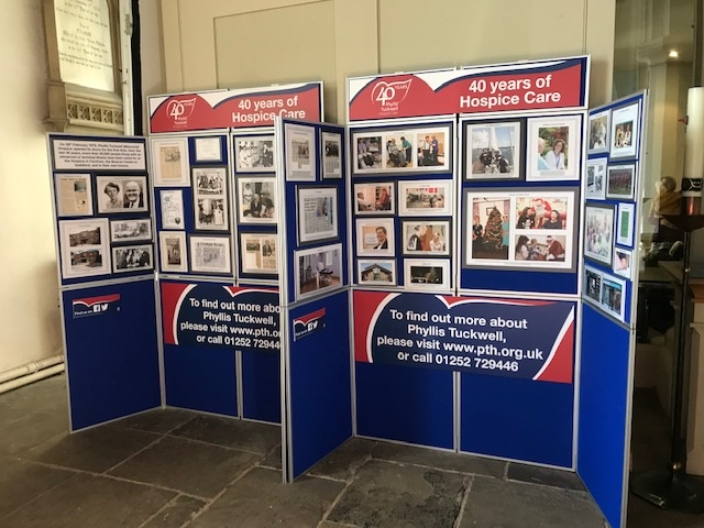 Hospice marks 40th anniversary with touring exhibition