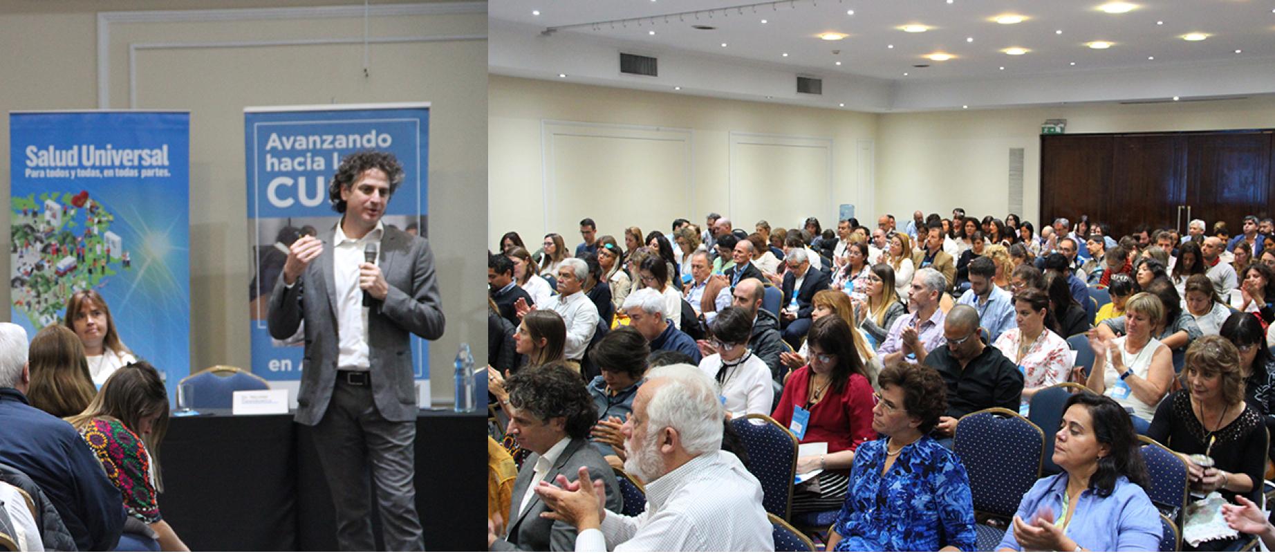 Argentina apuesta a los cuidados paliativos en el primer nivel de atención