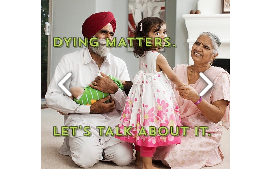 Dying Matters Dudley: creating conversations and death-friendly communities