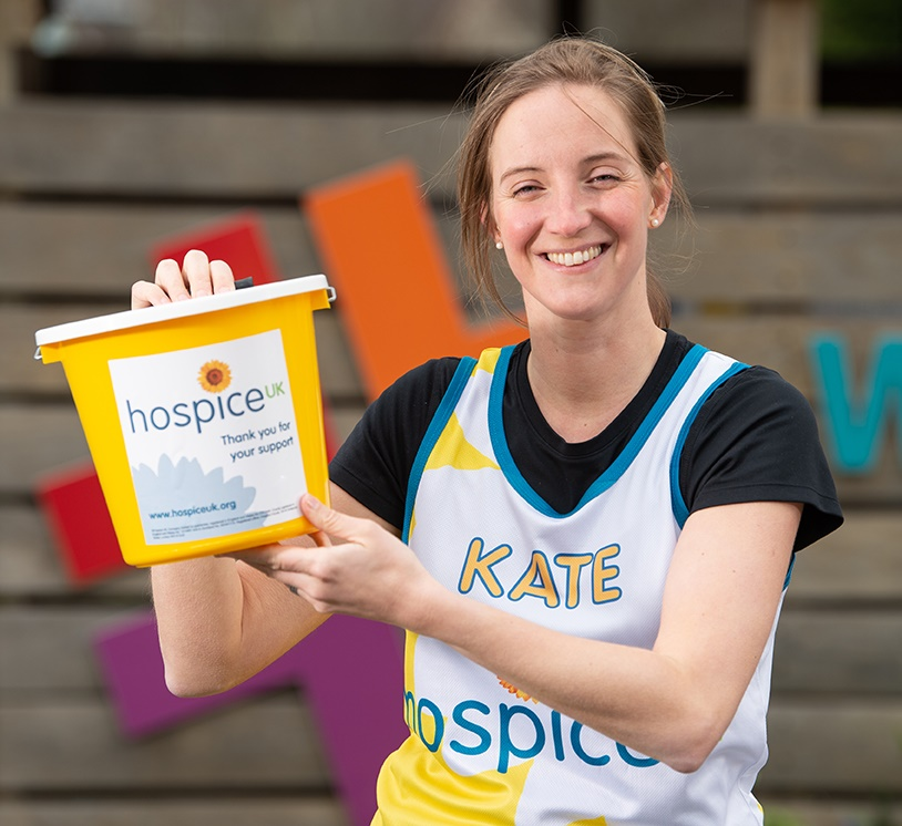 London Marathon runners gear up to raise funds for Hospice UK