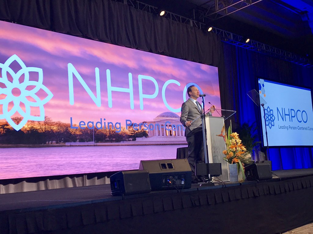 NHPCO Shares New Branding, Releases Professional Resources, and Galvanizes Hospice Advocates at National Conference in Washington