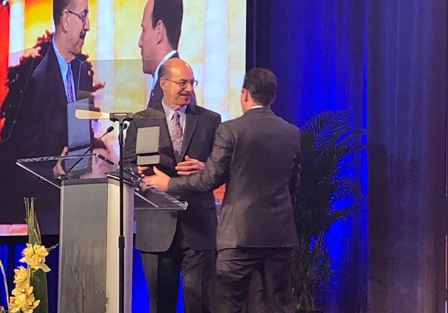 John Mastrojohn Honored with NHPCO Leadership Award
