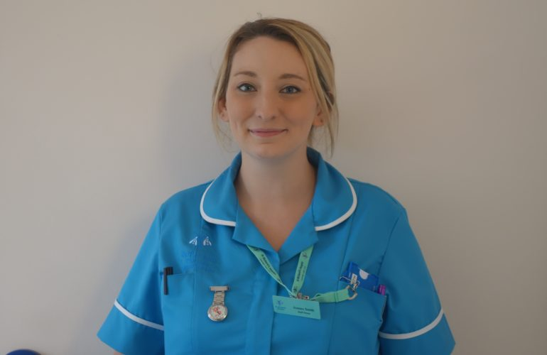 Reflections of a newly qualified hospice nurse