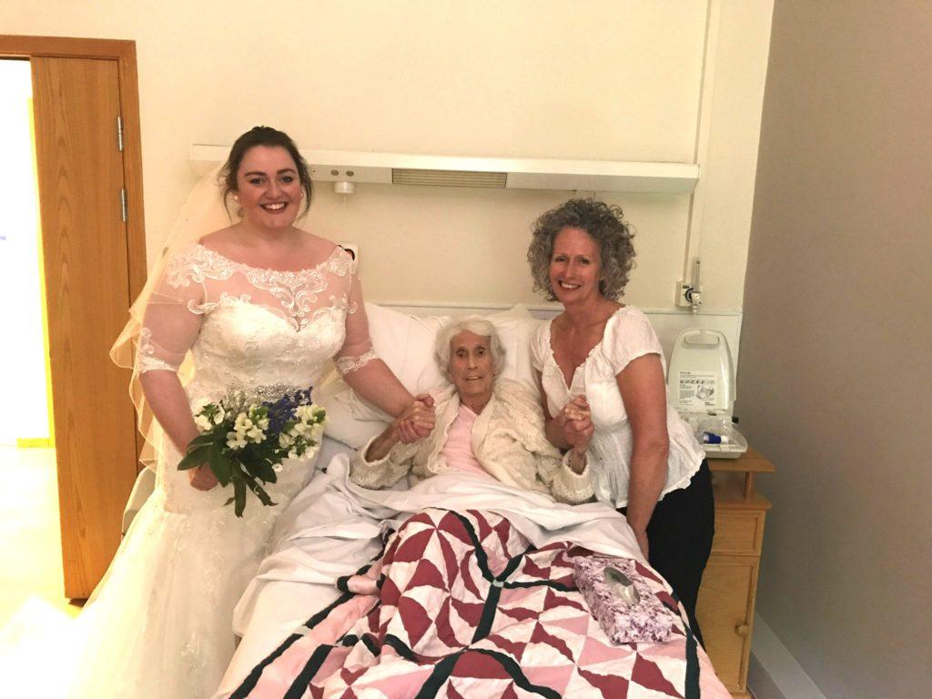 Making treasured memories for patients