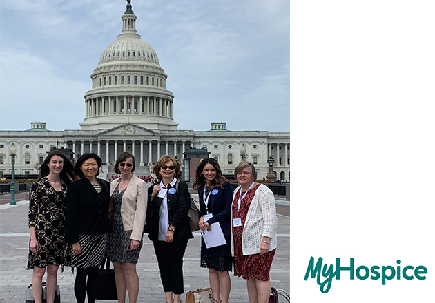 More Than 300 Hospice Advocates Converge on Capitol Hill