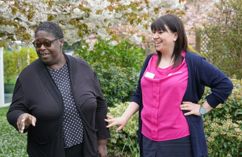 Hospice programme is helping patients live well with heart failure