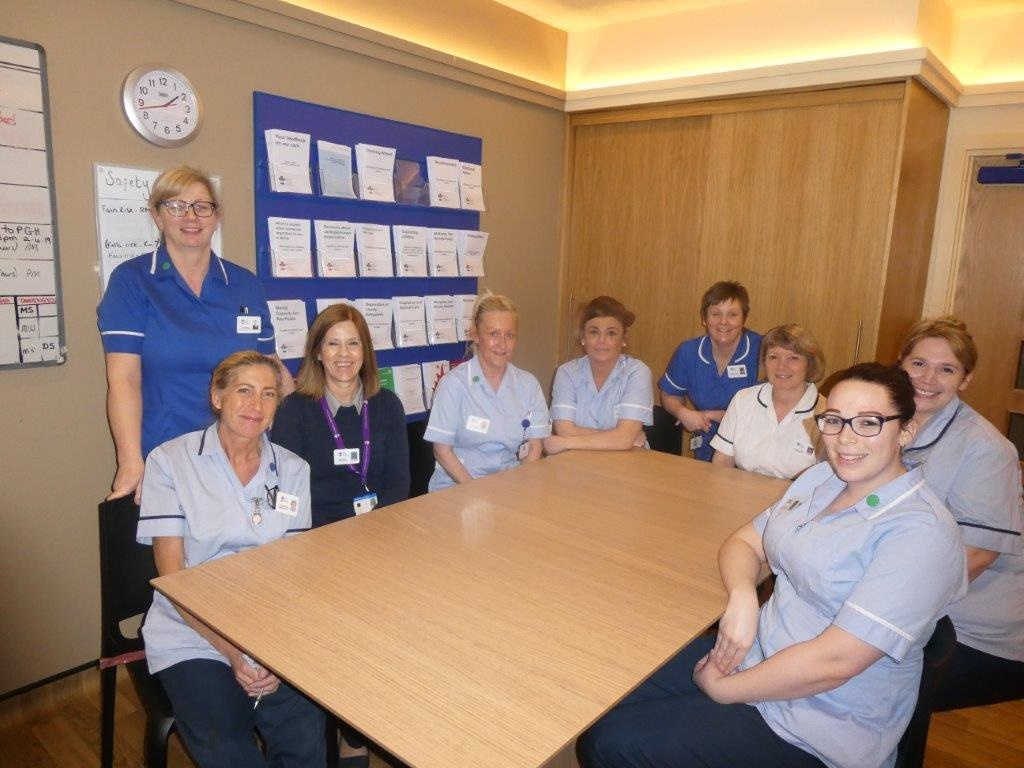 How ten minute lessons are benefitting clinical staff