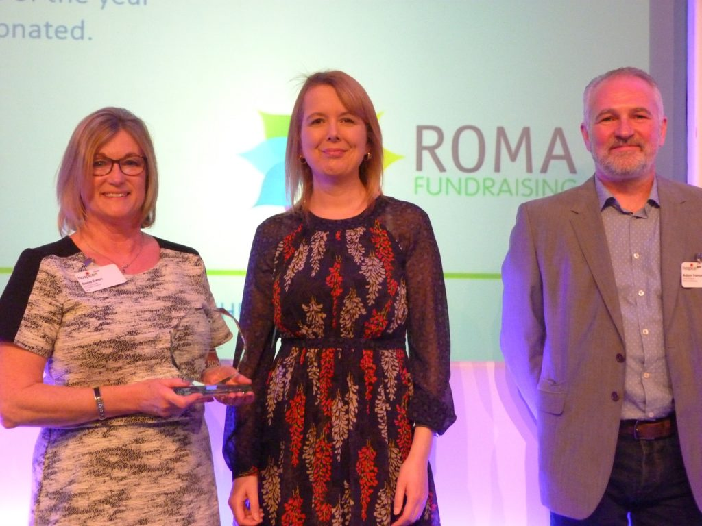 Mary Poppins window display scoops win in Hospice UK's Retail Awards