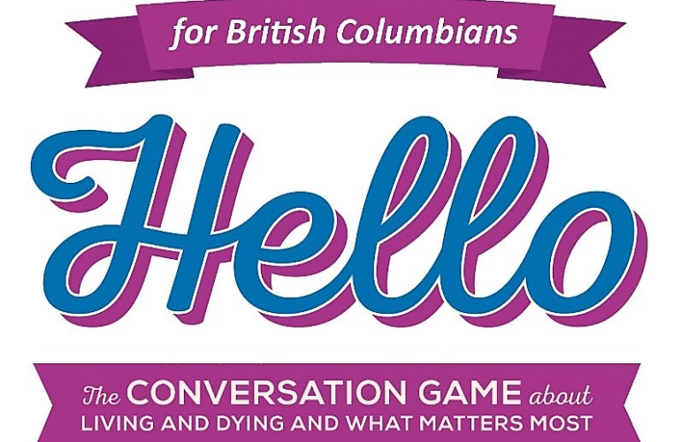 Stimulating Advance Care Planning conversations in B.C. communities through Hello Game events