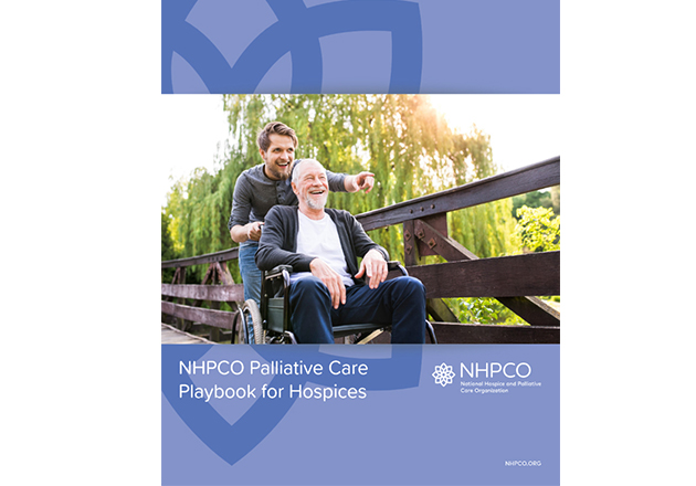 NHPCO releases new Palliative Care Playbook to support hospices