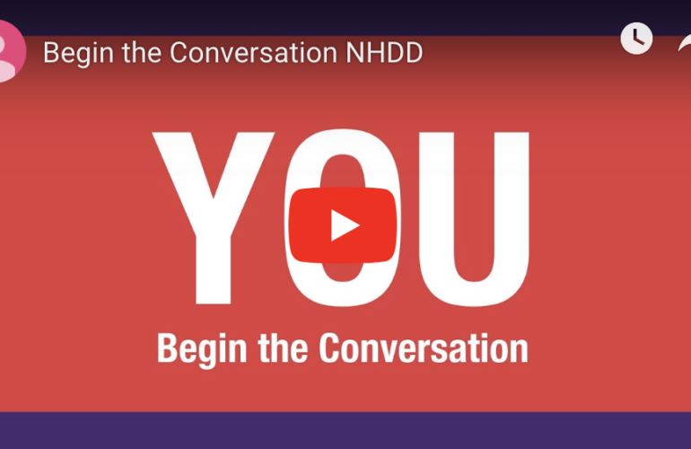 National Healthcare Decisions Day: Begin the Conversation