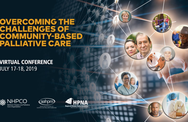 2019 Virtual Conference – Palliative Care Challenges