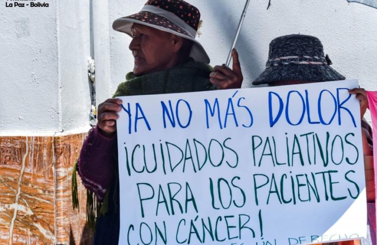 Cuidados paliativos: No es un pedido, es un derecho