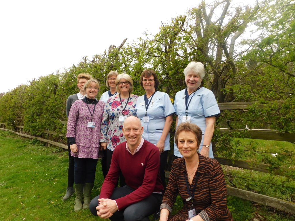 Glowing feedback and 'Good' CQC rating for hospice at home service