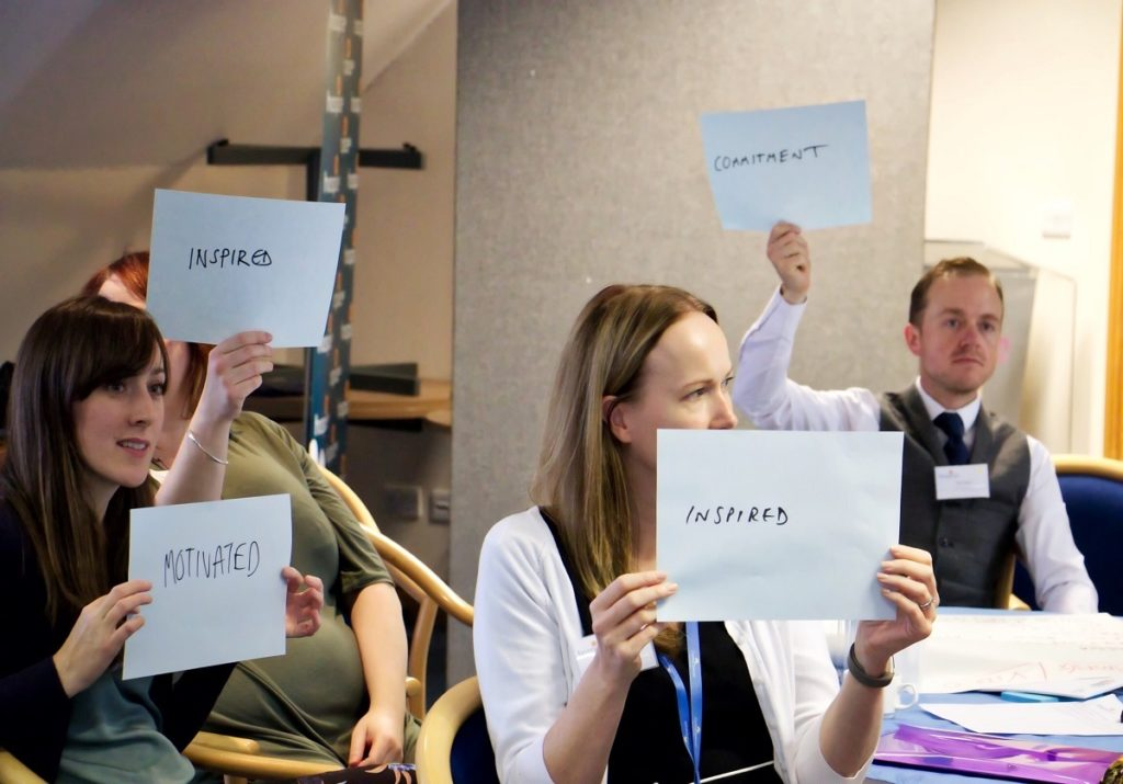 Hospice Comms Day 2018: Sharing knowledge and building the brand