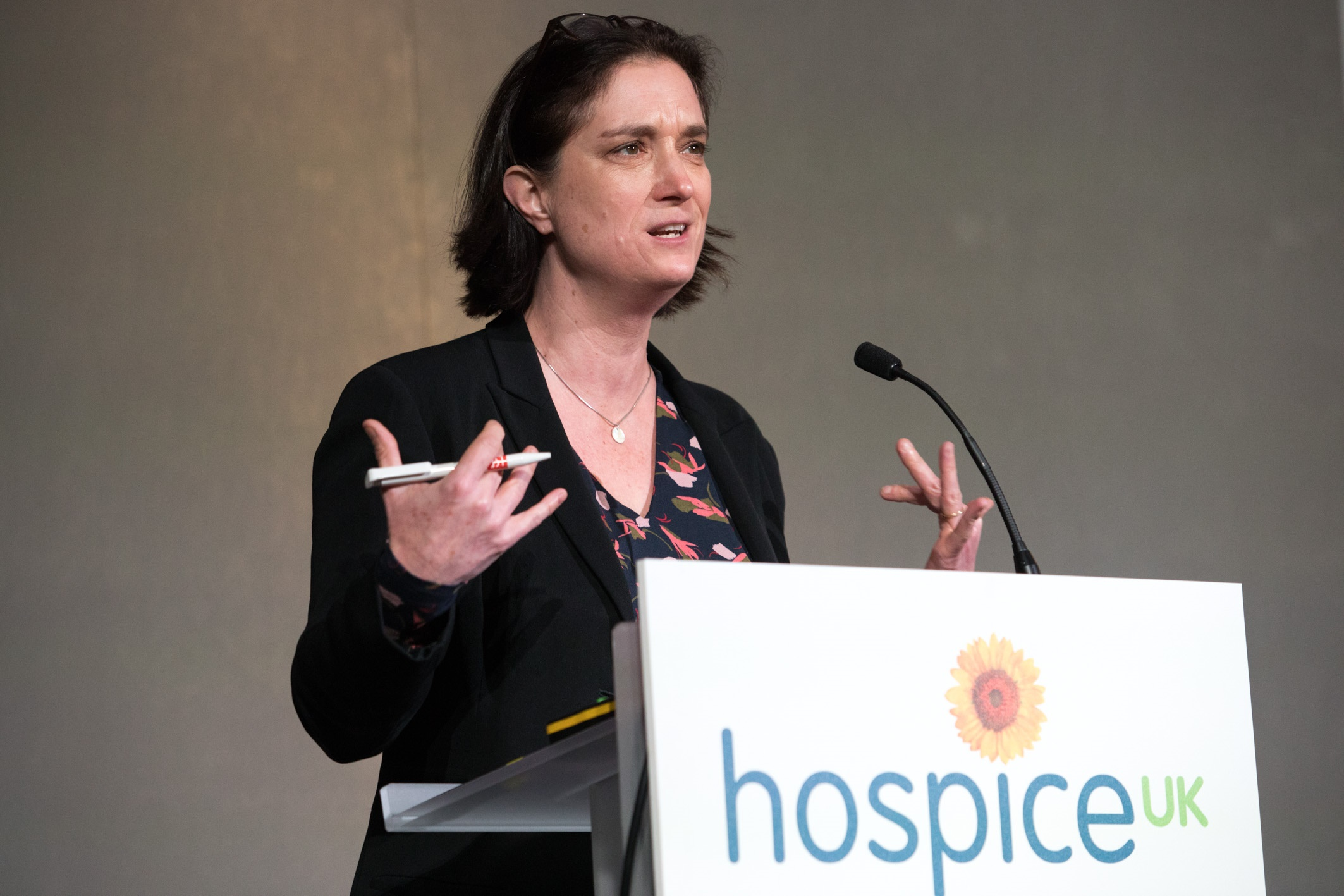 Sharing your work on Hospice UK's national stage