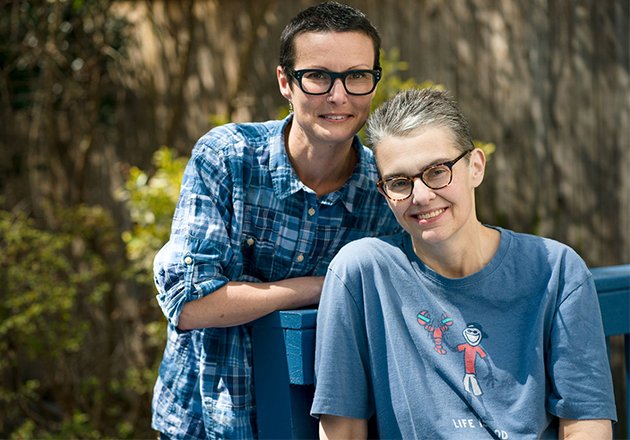 'Living Their Values': Palliative Care Power Couple Faces Cancer At Home