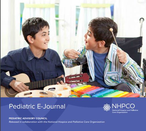 New look and name for popular NHPCO Pediatric E-Journal