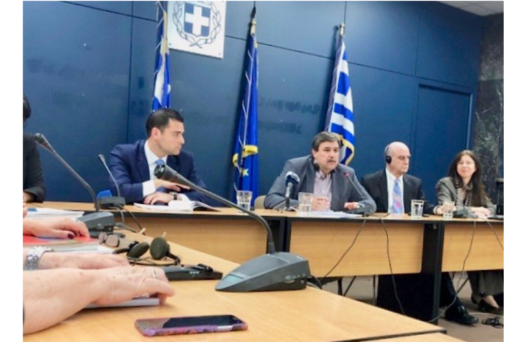Palliative Care Feasibility Study for Greece released in Athens
