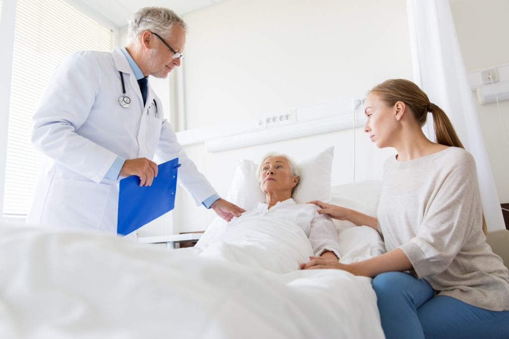 Care of Dying Adults in the Last Days of Life: Improving Care and Ensuring Adherence to the NICE National Quality Standard