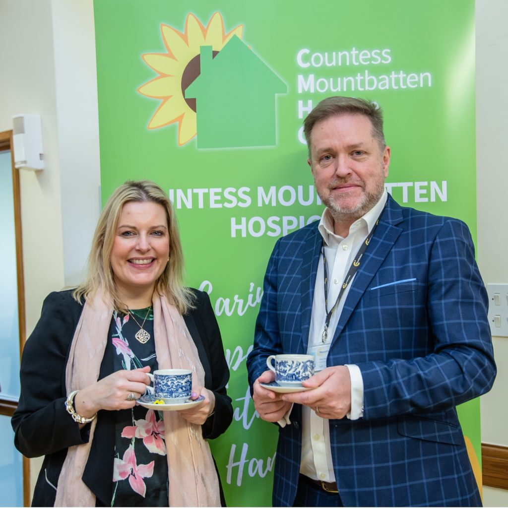 MP pledges to help increase hospice services
