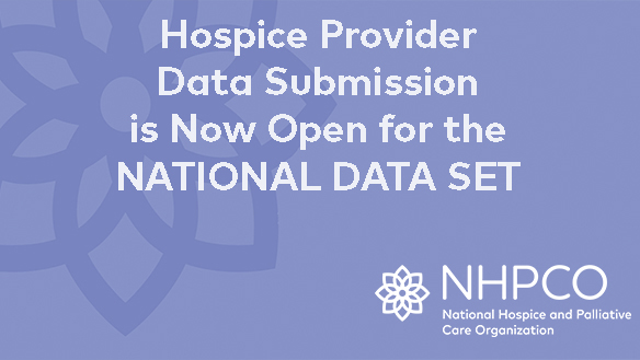 U.S. Hospice National Data Survey submission now open - deadline extended