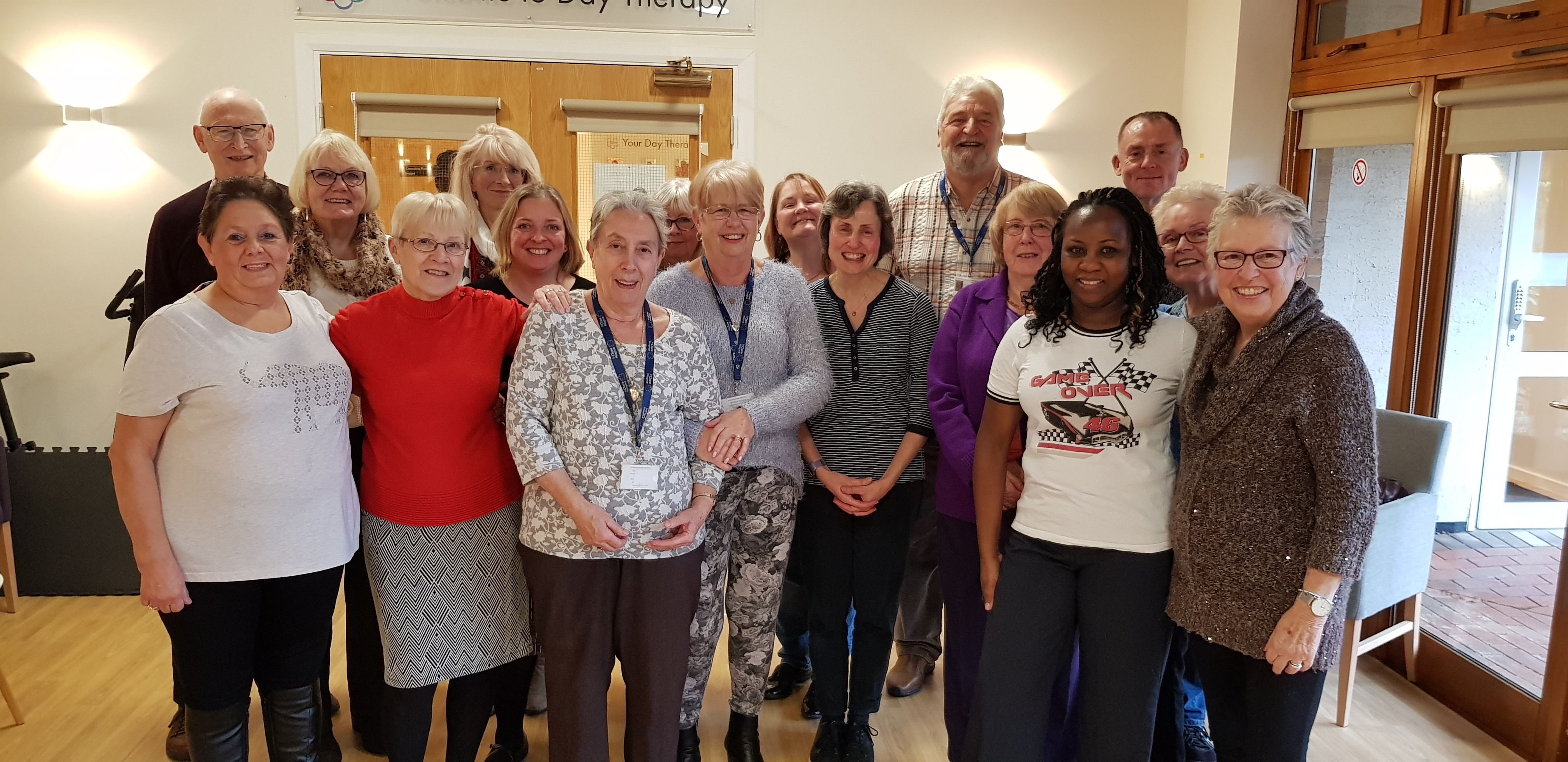 Compassionate Neighbours shortlisted for regional award