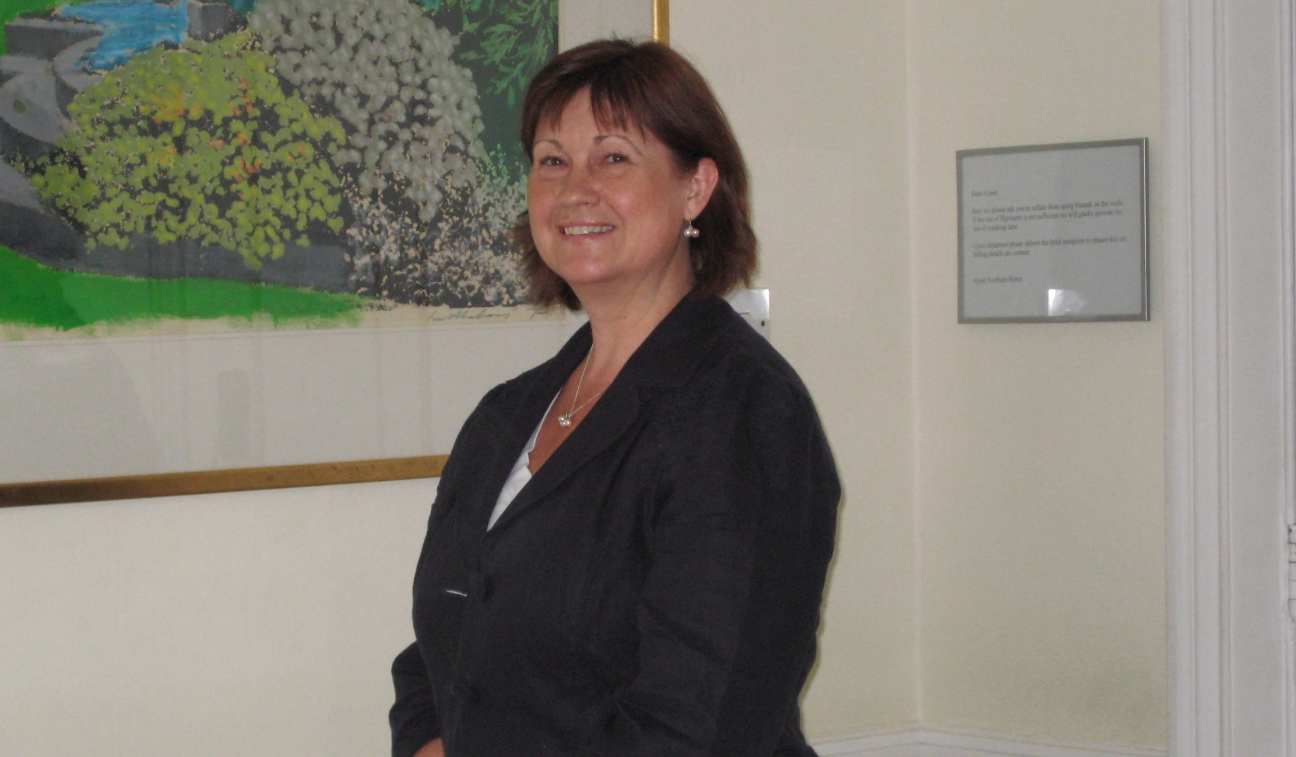 ehospice speaks to Anita Hayes, Head of Learning and Workforce at Hospice UK