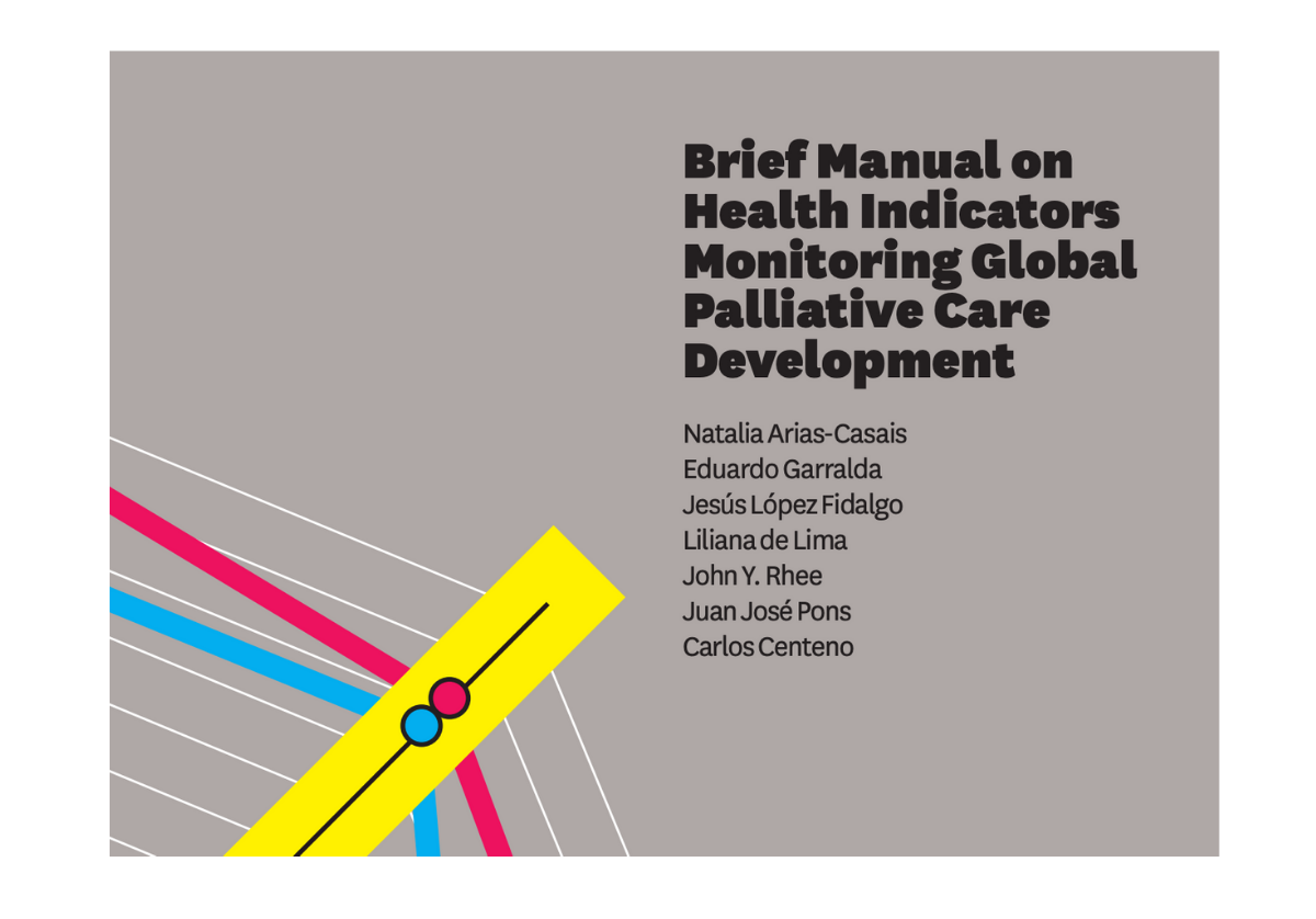 Brief Manual on Health Indicators Monitoring Palliative Care Development