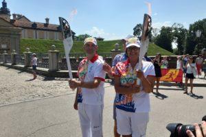 Ana Garchakova and Flame of Peace