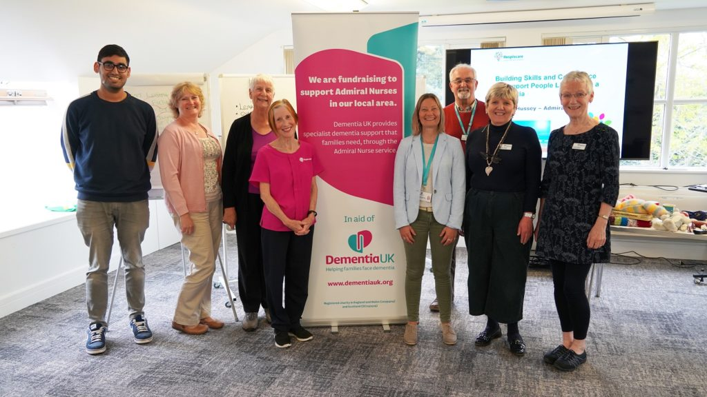 Improving the lives of people with dementia